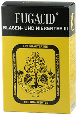 Fugacid® Blasen- und Nierentee III